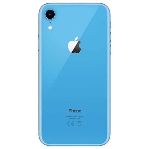 Apple iPhone XR 128GB Blue (Ростест)
