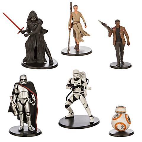 Звездные войны Набор фигурок Пробуждение силы — Star Wars The Force Awakens