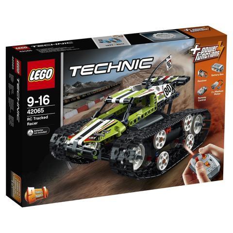 LEGO Technic: Скоростной вездеход с ДУ 42065 — RC Tracked Racer — Лего Техник