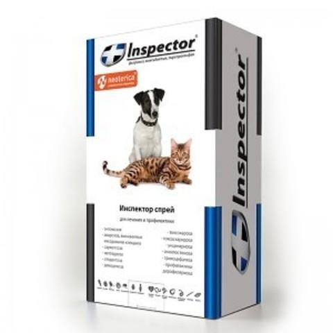 INSPEСTOR (Инспектор) спрей для собак и кошек   100 мл