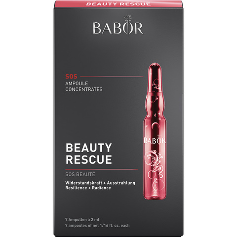 Babor Ампулы бьюти рескью Ampoule Beauty Rescue