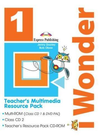 I Wonder 1 Teacher's Multimedia Resource Pack — Мультимедийный комплект для учителя
