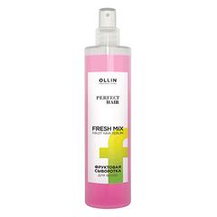OLLIN Perfect Hair Fresh Mix Фруктовая сыворотка для волос 120мл