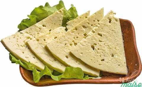 Сыр Чанах Монастырская продукция 1кг