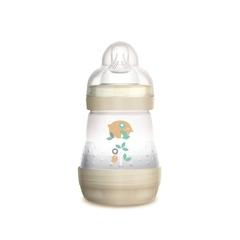 Антиколиковая бутылочка MAM 160мл, возраст 0+, молочный
