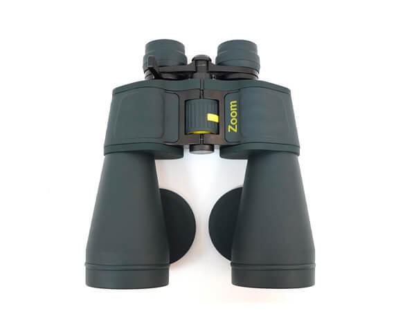 Бинокль Navigator 10–30x60, зеленый - фото 2