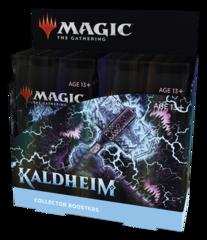 Дисплей коллекционных бустеров «Kaldheim» (на английском)