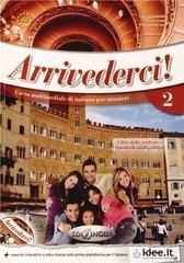 Arrivederci! 2 Libro + CD + DVD