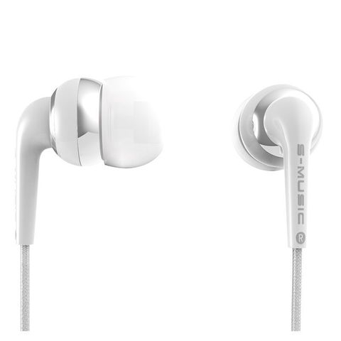 Наушники S-Music Start CX-210 white