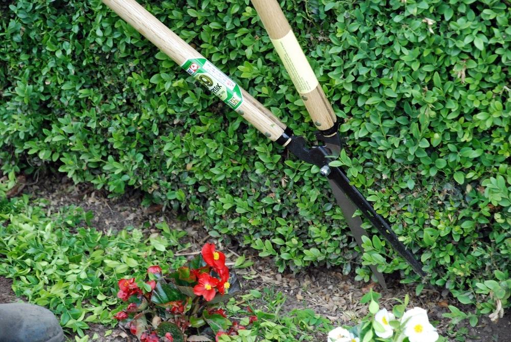 Ножницы садовые для живой изгороди Okatsune 230