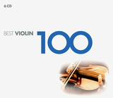 Сборник / 100 Best Violin (6CD)