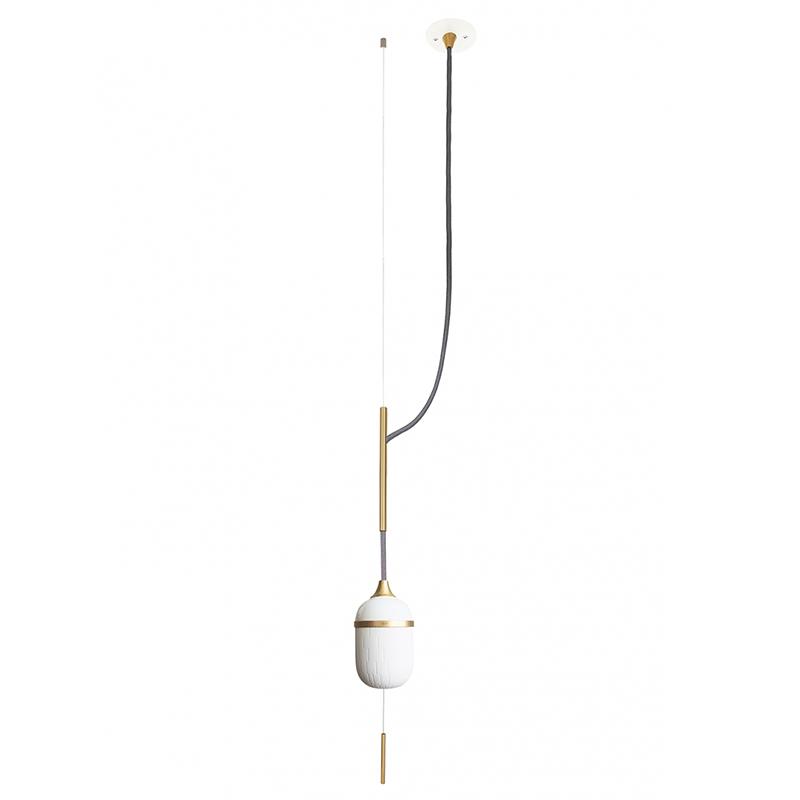 Подвесной светильник Designheure Fleur de Kaolin