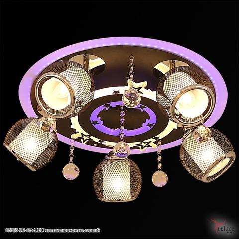 05908-0.3-05+LED светильник потолочный