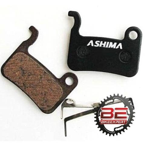 Колодки Ashima для Shimano органические