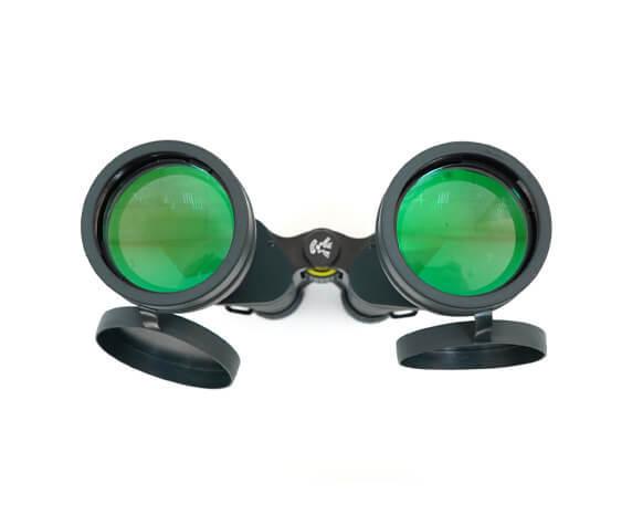 Бинокль Navigator 10–30x60, зеленый - фото 3