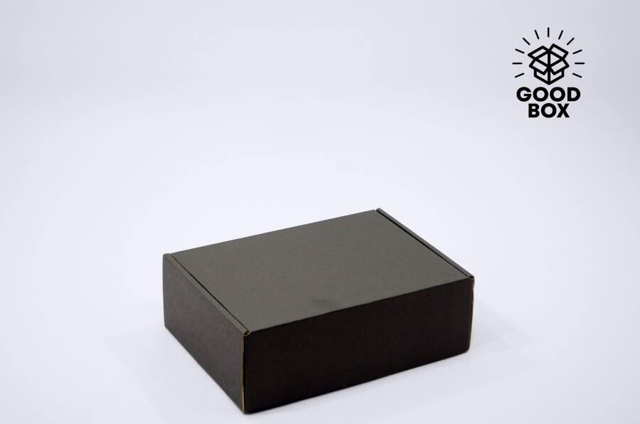 Коробка 230*170*80 черная