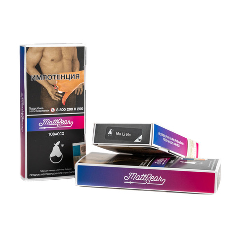Табак Mattpear 50гр Ma Li Na (Малина)