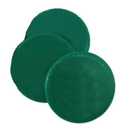 Горячий воск зеленый Tessiltaglio, 1 кг.