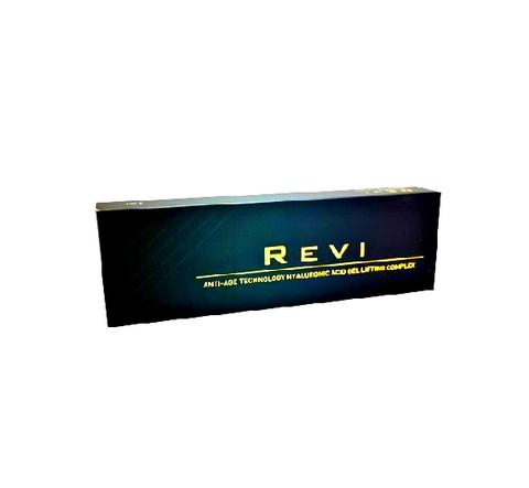 Антивозрастная система Revi - это биостимулирующий ревитализант пролонгированного действия.