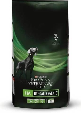 PURINA VETERINARY DIETS Диетический корм для собак при аллергии Hypo Allergenic HA
