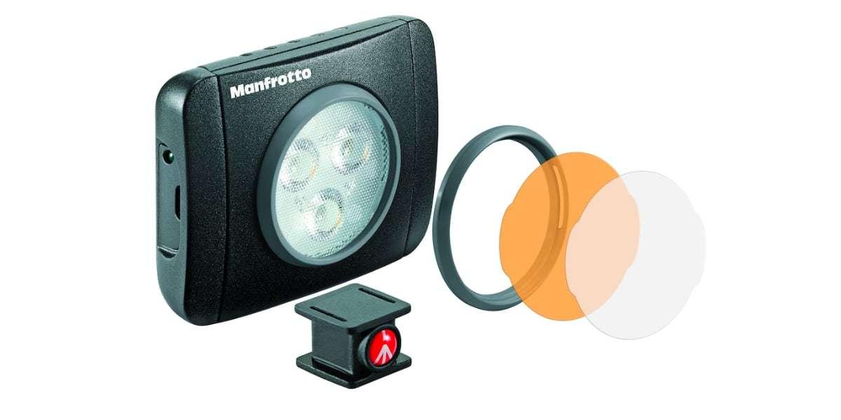 Осветитель светодиодный Manfrotto LED Lumie Play MLUMIEPL-BK