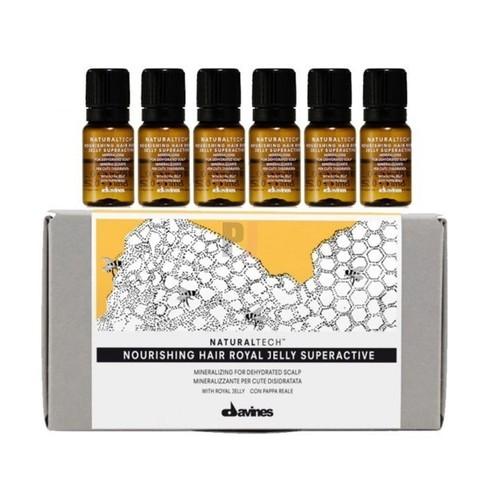 Nourishing Hair Royal Jelly Superactive - Питательный суперактивный комплекс