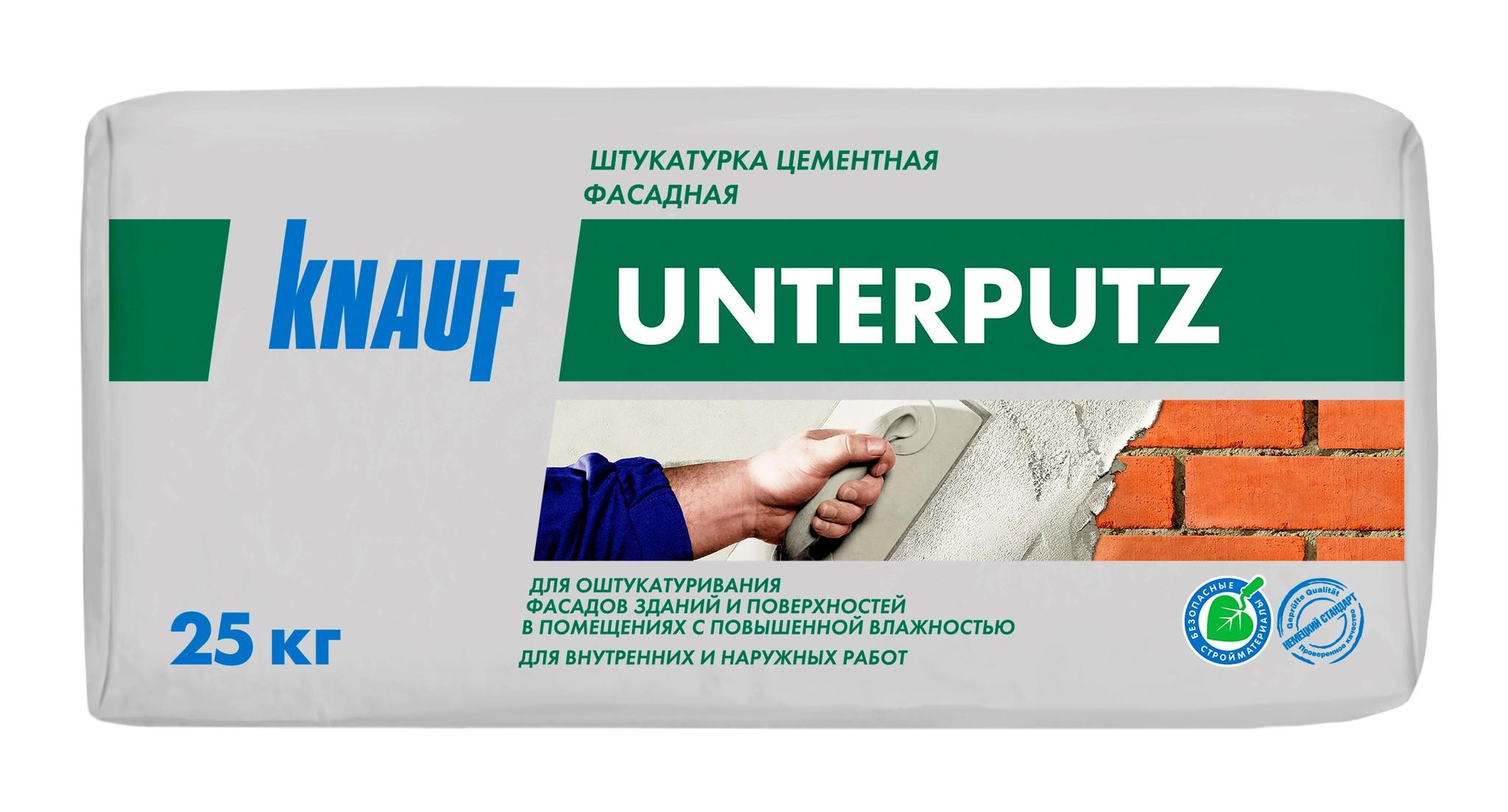Штукатурки Цементная штукатурка Knauf Унтерпутц, 25 кг cf2f318d643e48958cf906edf24a761b.jpg