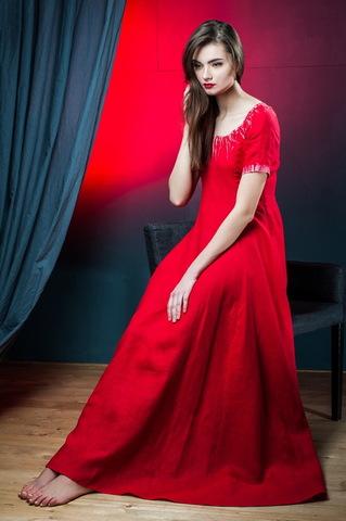 Акулина. Платье женское. PL-170