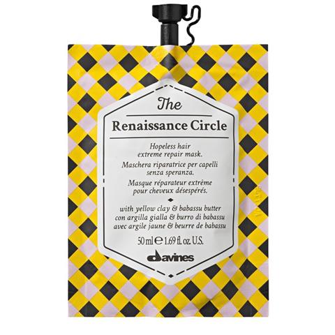 Davines The Circle Chronicles: Маска «экстрим-восстановление» для безнадежных волос (The Renaissance Circle)
