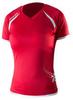 Футболка Noname Vesta 13, red-white,wo's