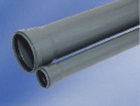 Труба канализационная ф110х1000 ПП - Контур