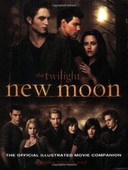 New Moon - illustrated movie companion