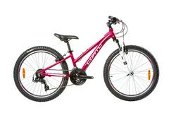 Подростковый велосипед Corto Star 2021 розовый