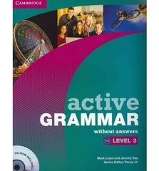 Active Grammar 3 Book without Answers and CD-ROM