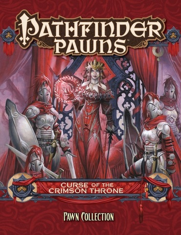 PTHF: Curse of Crimson Throne Pawn Collection