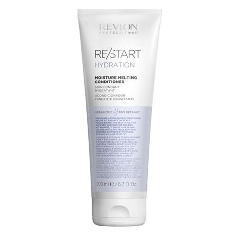 REVLON Restart Hydration: Увлажняющий кондиционер для волос (Moisture Melting Conditioner), 200мл/750мл