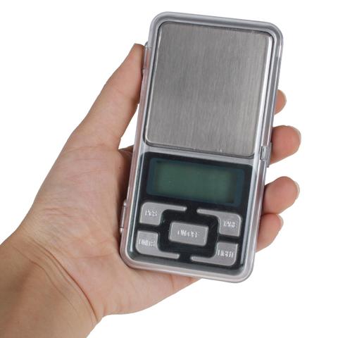 Весы карманные электронные MH 0,01-200гр.