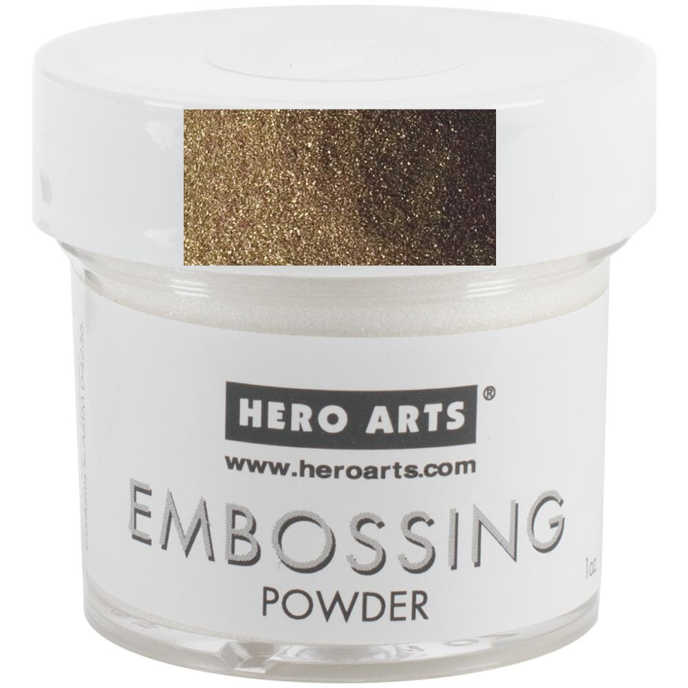 Пудра для эмбоссинга -BRASS  -EMBOSSING POWDER