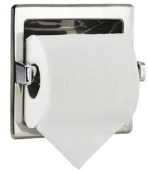 Держатель туалетной бумаги Nofer 05204.B фото