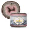 Пряжа Nako Angora Luks Color 81911