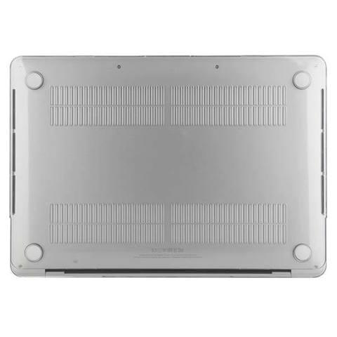 Чехол для Macbook Pro 16 - Глянцевый (Прозрачный)