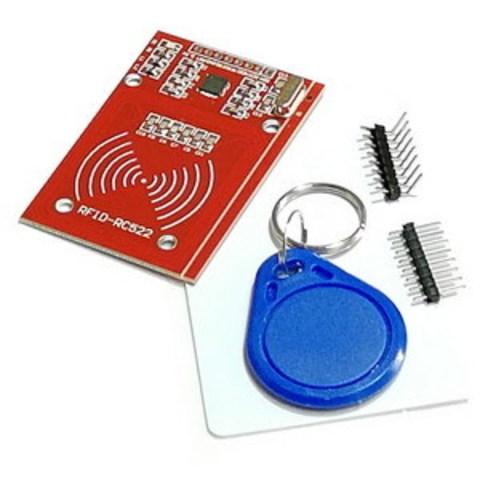 RFID-модуль RC522 (красный)