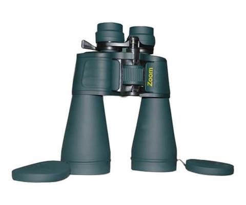 Бинокль Navigator 10–30x60, зеленый