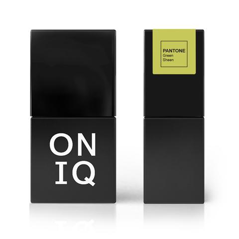 OGP-215 Гель-лак для покрытия ногтей. Pantone: Green Sheen