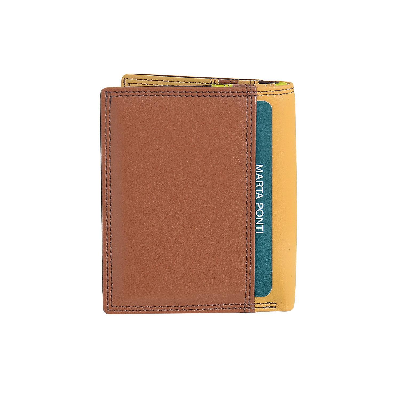 B270042 Outono - Футляр для карт с отделением для купюр Marta Ponti