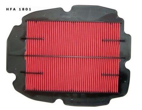 Воздушный фильтр для мотоцикла Honda VFR800F 98-11/ VFR800X Crossrunner 11-13 / HFA1801