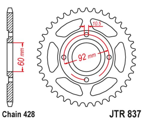 JTR837