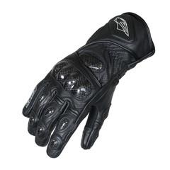 Мотоперчатки кожаные RSX, черный