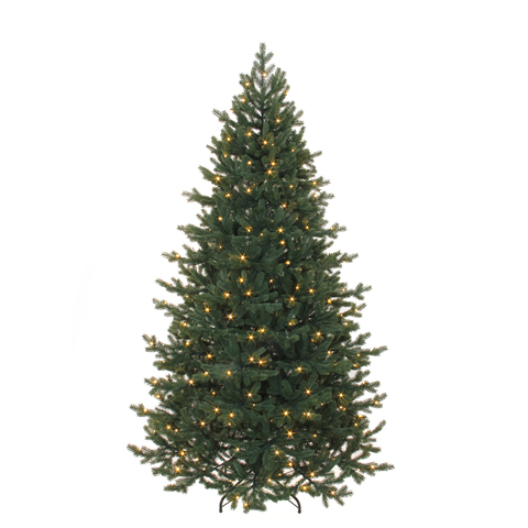 Triumph tree ель Шервуд Премиум FULL PE 2,30 м 336 ламп зеленая