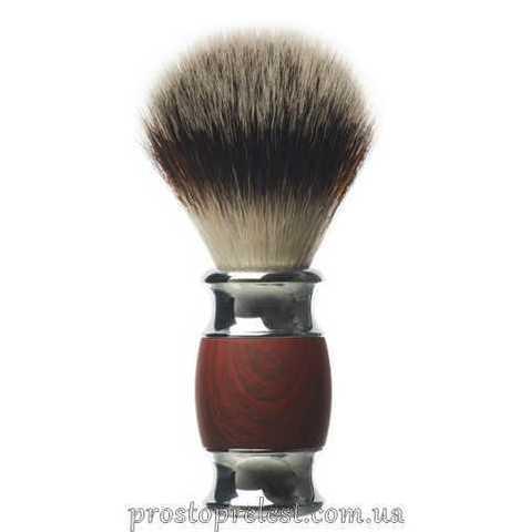 Depot The Male Tools & Co Shaving Brush - Помазок для бритья из дерева и алюминия